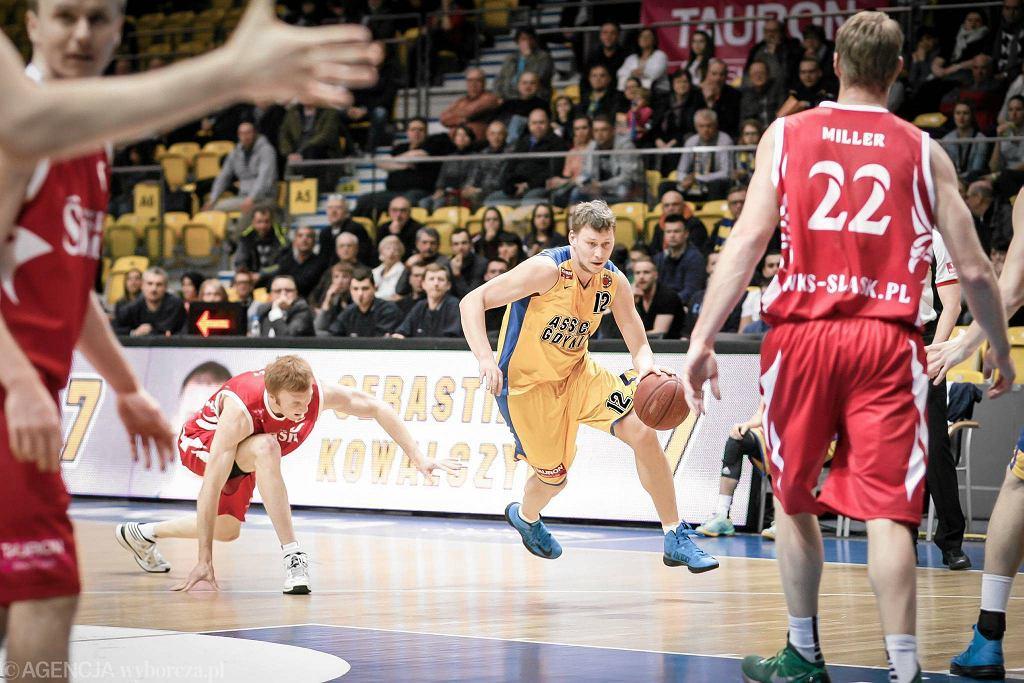 Asseco Gdynia - Śląsk Wrocław 88:89
