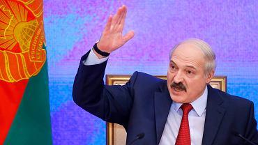Prezydent Aleksander Łukaszenko
