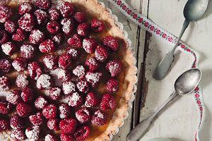 Zachwycające desery z malinami - przepisy, które musisz wypróbować w sezonie!