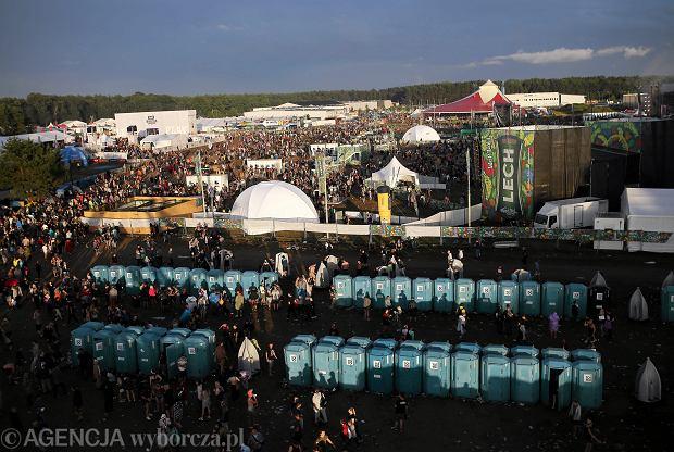 Pol'and'rock Festival, dawny Przystanek Woodstock. Kostrzyn nad Odrą, 5 sierpnia 2017