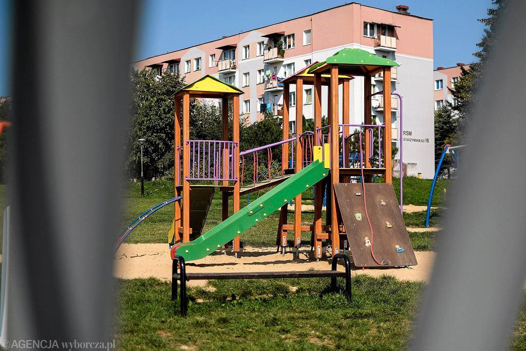 Plac zabaw (zdjęcie ilustracyjne)