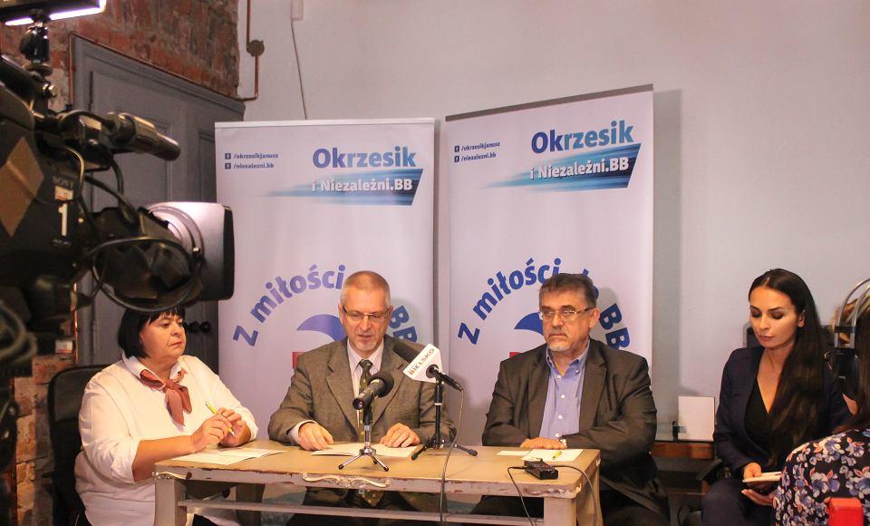KWW Okrzesik i Niezależni.BB ma propozycje w zakresie ochrony zdrowia