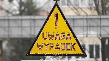 Wypadek ( logo )