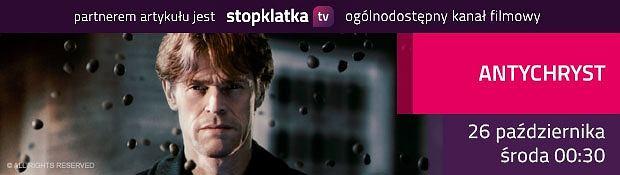 'Antychryst', banner Stopklatka TV
