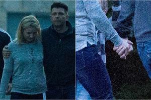 Joanna Schmidt i Ryszard Petru w czułych uściskach. Nie kryli się z uczuciem, spacerowali i przytulali do siebie. Takich ich zdjęć jeszcze nie widzieliśmy!
