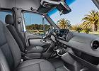 Najnowocześniejszy samochód użytkowy na rynku. Mercedes Sprinter to idealny wybór dla przedsiębiorcy