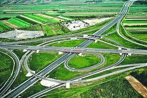 Kolejne kilometry autostrady A1