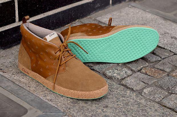 Buty z kolekcji Clarks. Cena: 269,90 zł