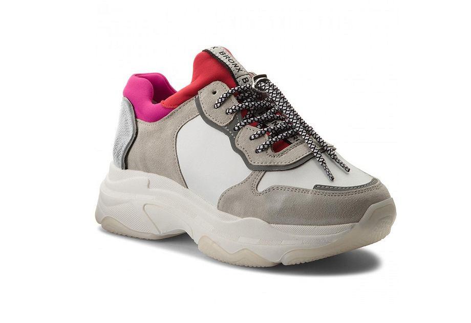 Sportowe buty marki Bronx