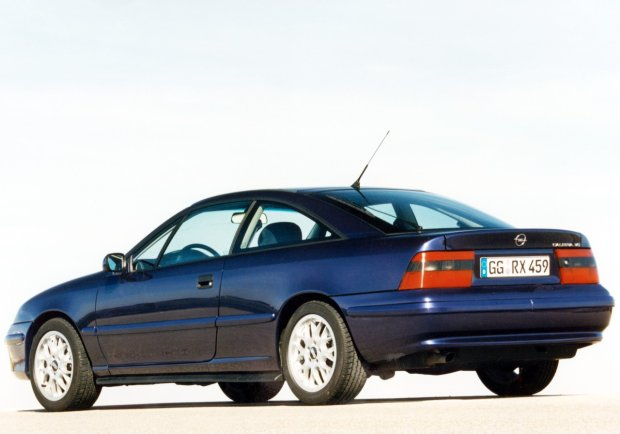 Opel Calibra Last Edition