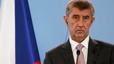 Premier Czech Andrej Babisz.