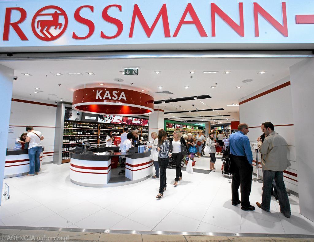 Nowa promocja -55 w Rossmannie