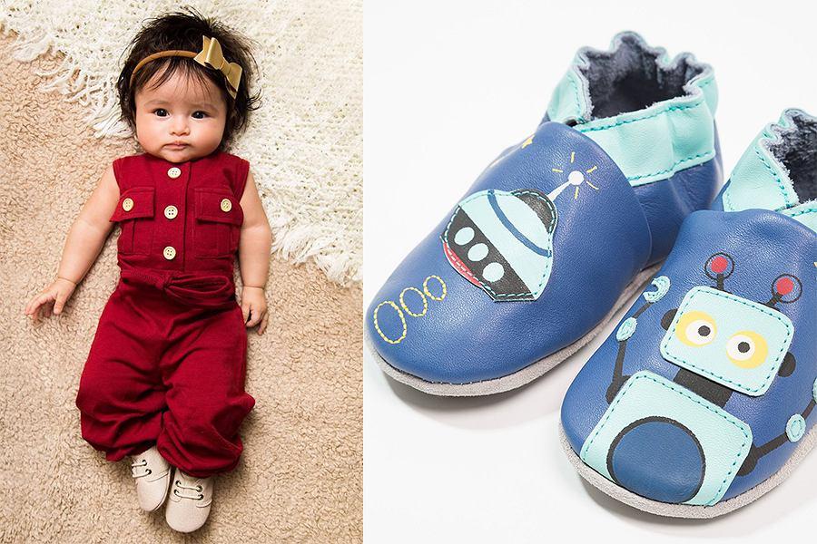 Jak zmierzyć dziecku stopę?