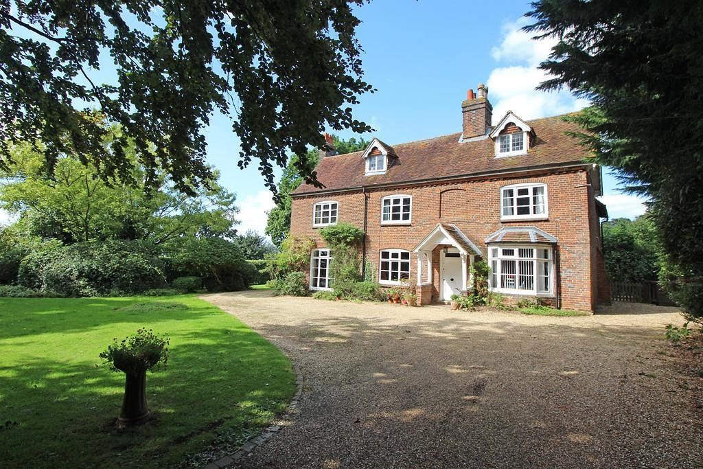 Rezydencja 'Rooks Nest House', pierwowzór domu z książki 'Powrót do Howards Ends'