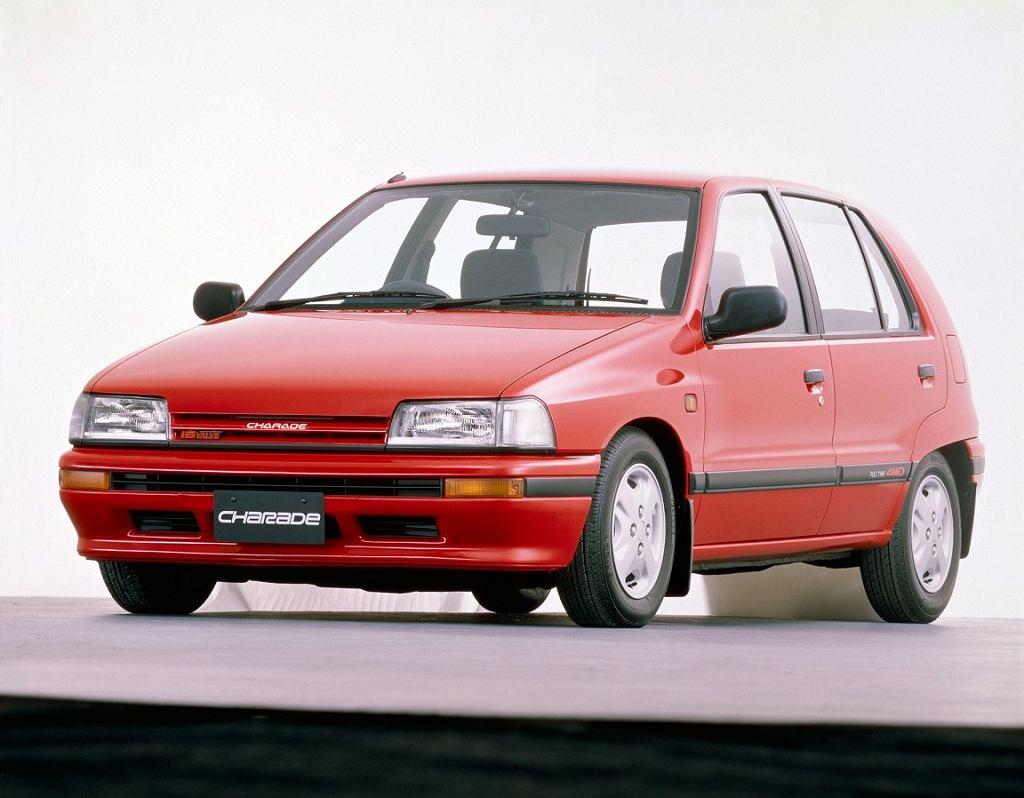 Daihatsu Charade jeździ lepiej niż wygląda