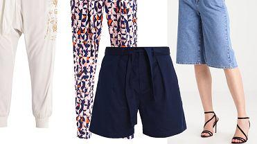 Najmodniejsze spodnie na lato
