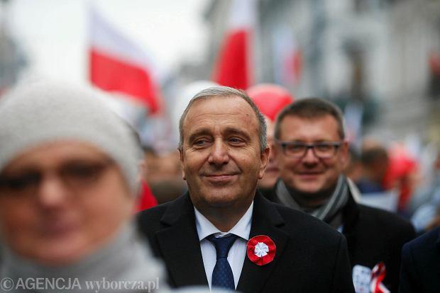 Święto niepodległości w Łodzi. 2018 rok