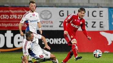 Po ostatniej przerwie na kadrę Górnik był bezradny w starciu z Wisłą (0:5)