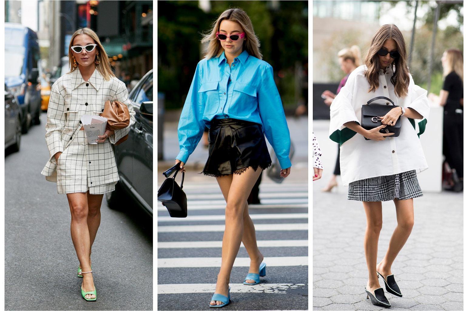 Top 12 koszul oversize, z którymi stworzysz modny look