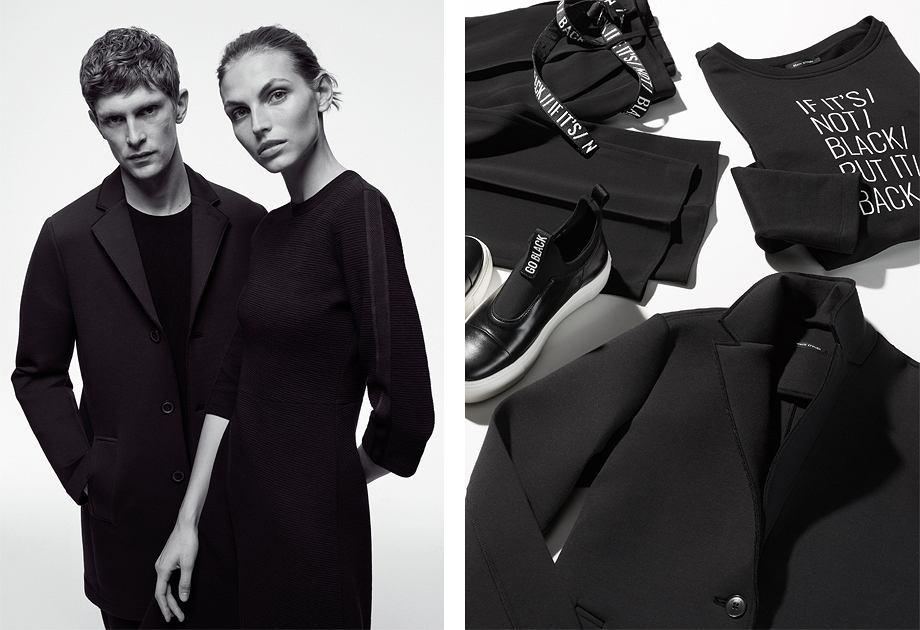 Limitowana kolekcja Blach Fashion Week od Marc O'Polo to celebracja czerni