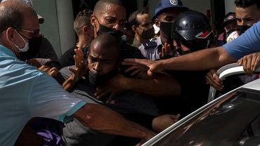 Protesty Kubańczyków