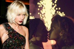 Taylor Swift, Rihanna w We Found Love