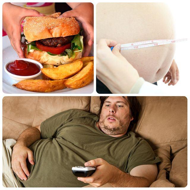 Zła dieta, otyłość oraz brak ruchu to czynniki, które mają ogromny wpływ na rozwój nowotworów