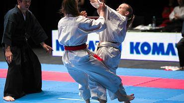 Centrum Spotkania Kultur w Lublinie. Japoński i Finał Polskiej Ligi Karate Tradycyjnego ORLEN 2016