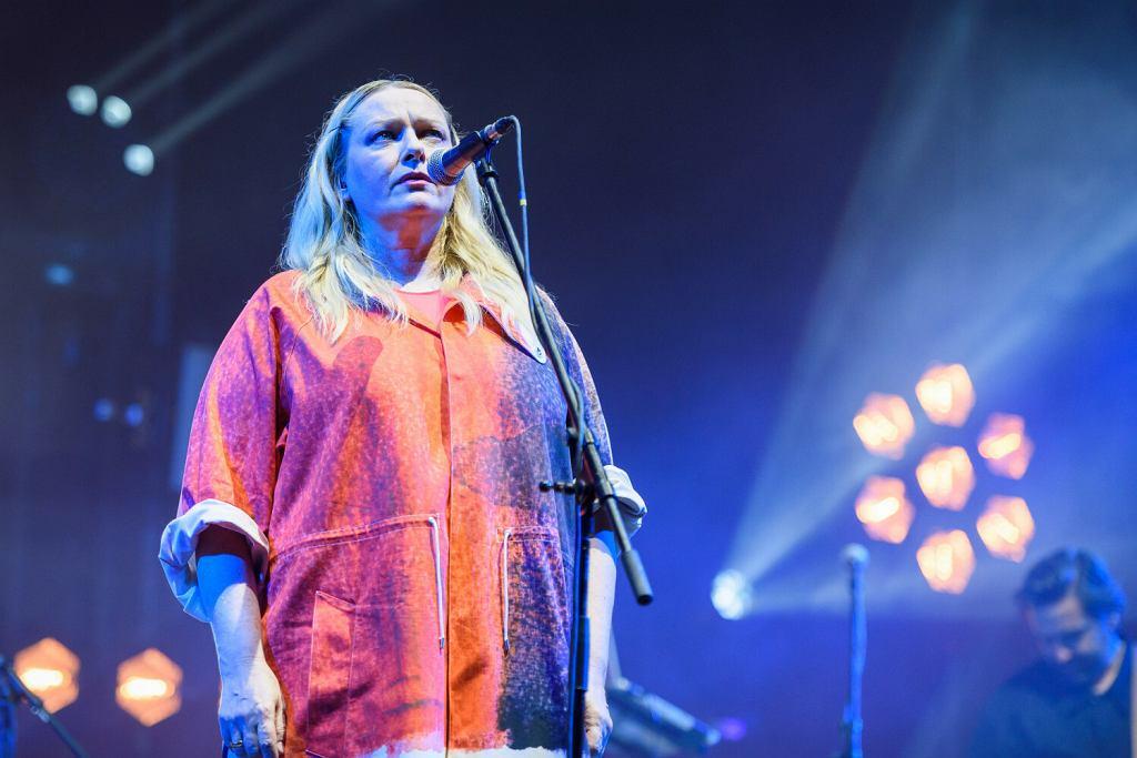 Katarzyna Nosowska, Jarocin Festiwal