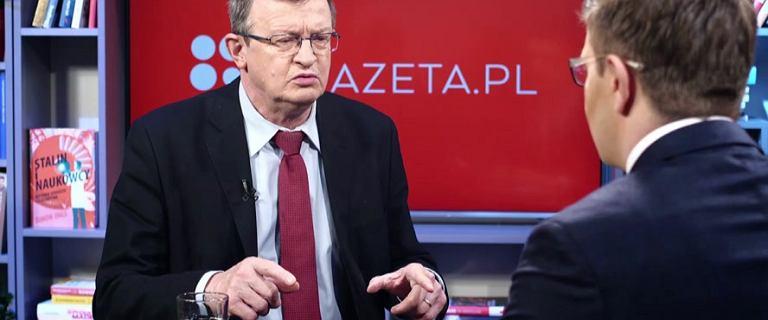 Cymański: mam nadzieję, że relacje Kaczyński-Wałęsa się poprawią