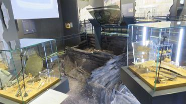 Otwarcie nowej wystawy w Muzeum Grodu Santok oraz mariny dla wodniakó w Santoku