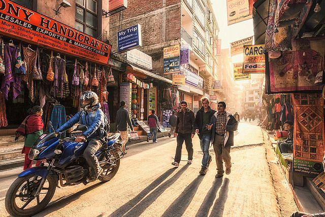 Kathmandu/ Fot. CC BY 2.0/ Esmar Abdul Hamid/ Flickr.com