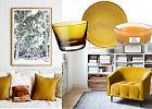 Miodowa żółć - najmodniejszy kolor do twojego mieszkania
