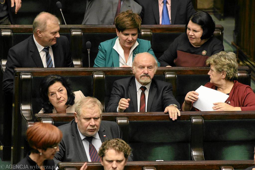 Posłanka Anna Paluch w Sejmie