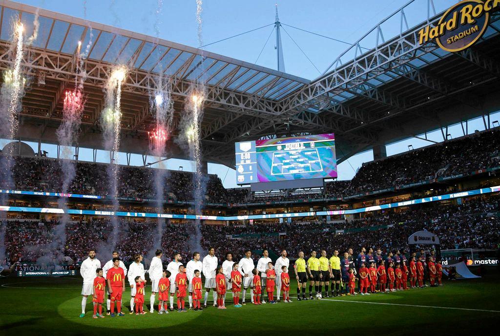Miami, Barcelona - Real 3:2