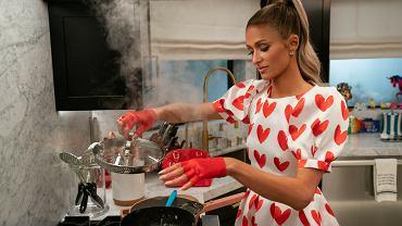 #Kadry z programu Cooking with Paris