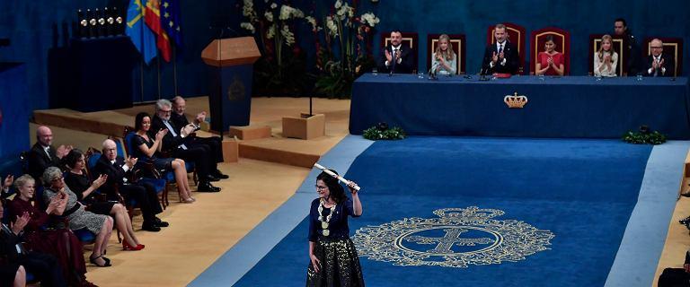 Gdańsk z Nagrodą Księżnej Asturii. Dulkiewicz odebrała