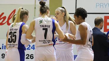 Basket Liga Kobiet: InvestInTheWest AZS AJP Gorzów - Ślęza Wrocław 68:63 (20:19, 17:14, 14:15, 17:15)