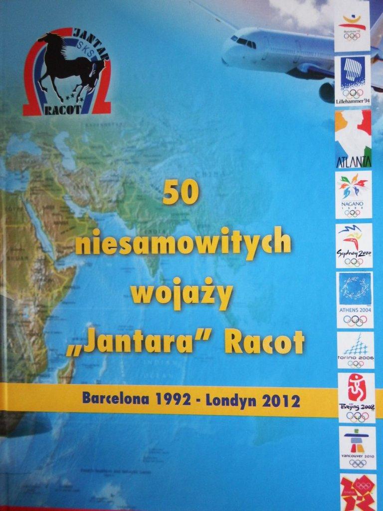 okładka książki o Jantarze Racot