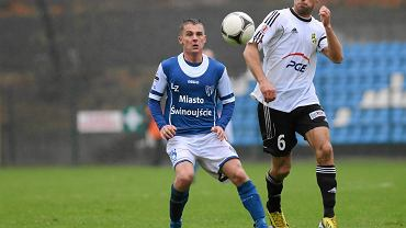 Krzysztof Bodziony tego lata przeniósł się z Floty do GKS Katowice