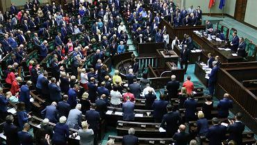 Sejm (zdjęcie ilustracyjne)