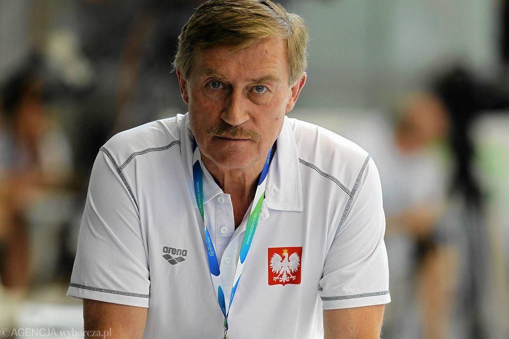 Terener Mirosław Drozd