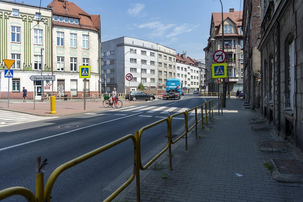 Ulica Miarki w Bytomiu