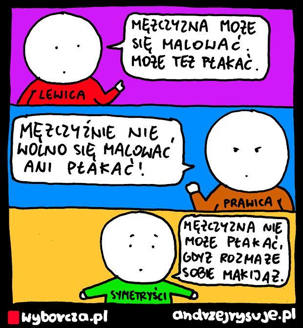 Andrzej Rysuje | MĘŻCZYŹNI - Andrzej Rysuje | MĘŻCZYŹNI -
