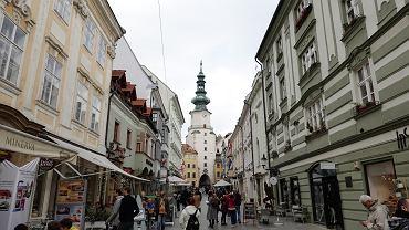 Stare Miasto w Bratysławie