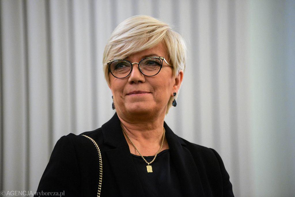 Prezeska Julia Przyłębska po wyroku TK ws. aborcji: Ustawa nadal dopuszcza możliwość przerywania ciąży (zdjęcie ilustracyjne)