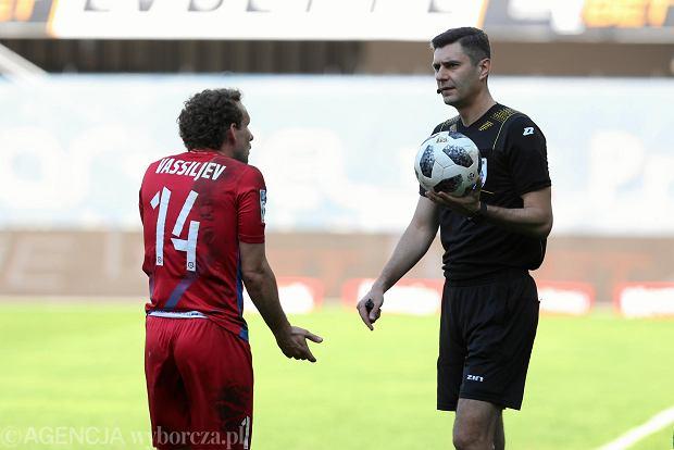 Piast Gliwice - Pogoń Szczecin 0:0. Konstantin Vassiljev