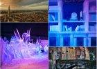 Festiwal rzeźb lodowych - tu nawet źli czarnoksiężnicy nie są straszni, bo za kilka tygodni się rozpuszczą [BRUGIA]