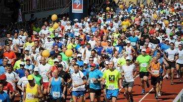 Półmaraton Gryfa 2013