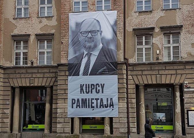 Gdańsk żegna Pawła Adamowicza.